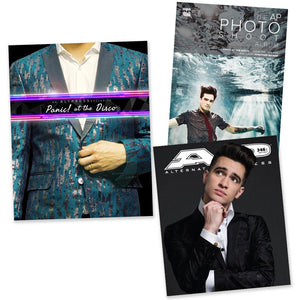 Panic At The Disco Mini Collection Magazine Collection Alternative Press