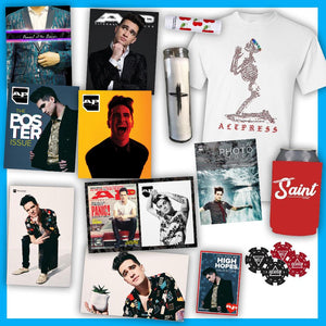 Panic! At The Disco - Self Care Package by Alternative Press Magazine Premiere Collection Alternative Press Magazine