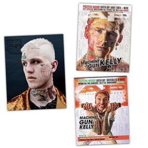 Lil Peep and Machine Gun Kelly Collection on Alternative Press Magazine
