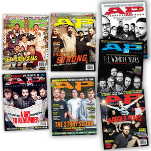 OG's of Pop Punk Magazine Collection Magazines Alternative Press