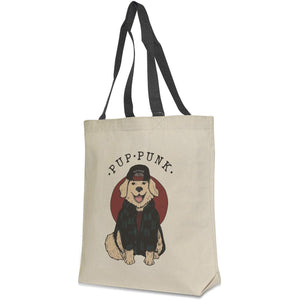 Pup Punk Tote Accessories Alternative Press
