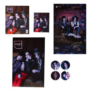 Palaye Royale on Alternative Press Magazine Issue 357 Soldier Essentials Collection