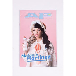Melanie Martinez Alternative Press Magazine Repurposed Mini Magazine Format Cover Story Focus