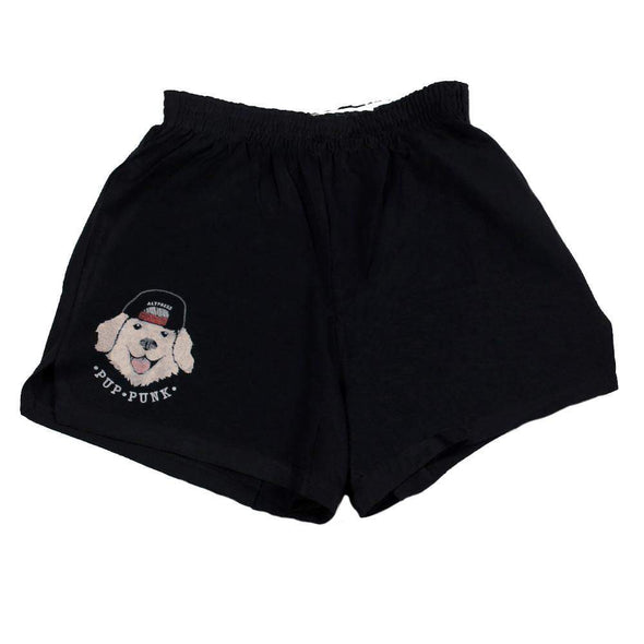 Pup Punk Shorty Shorts [Summer 2018]