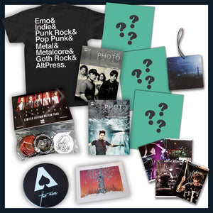 I Miss Going To Shows - Self Care Package by Alternative Press Magazine Premiere Collection Alternative Press Magazine