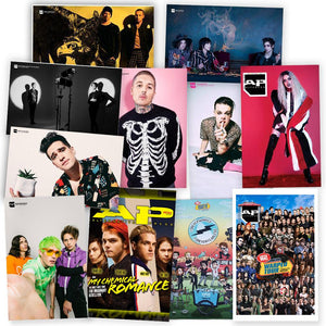 Poster Pack Extravaganza - Alternative Press Magazine Summer 2020 Collection Collection Alternative Press