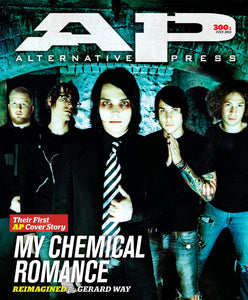 My Chemical Romance - Alternative Press Magazine Issue 300 Version 1 Magazines Alternative Press