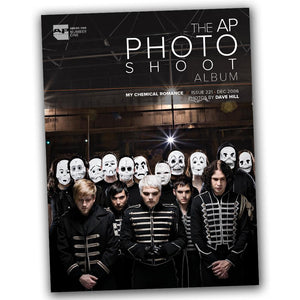 My Chemical Romance Photo Shoot Exclusive To Alternative Press, My Chemical Romance Merchandise