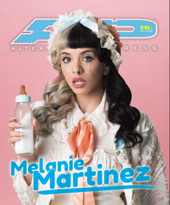 Melanie Martinez on Alternative Press Magazine Issue 341 Version 1 Larger Fan Edition