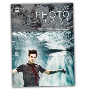 The AP Photo Shoot Album - Panic At The Disco [1.2] *PREORDER* AP Photo Album Alternative Press