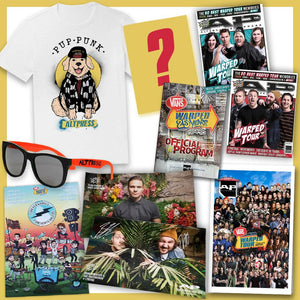 Warped Tour Memories - Self Care Package by Alternative Press Magazine Premiere Collection Alternative Press Magazine