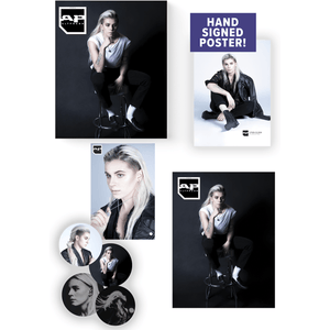 Lynn Gunn on Alternative Press Magazine Issue 355 Gold Collection