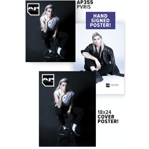Lynn Gunn - PVRIS - Silver Bundle - 355 - Alternative Press
