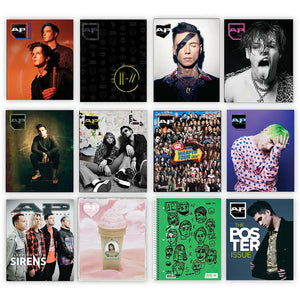 Thank You NEXT Collection - Alternative Press Magazine Exclusive BFCM Collection Alternative Press