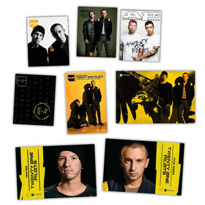 Twenty One Pilots on Alternative Press Magazine New Era Bandito Collection