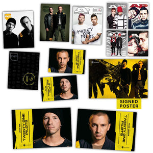 Twenty One Pilots on Alternative Press Magazine Ultimate Bandito Collection