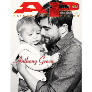 [283] Anthony Green *Subscriber Only* Magazines Alternative Press