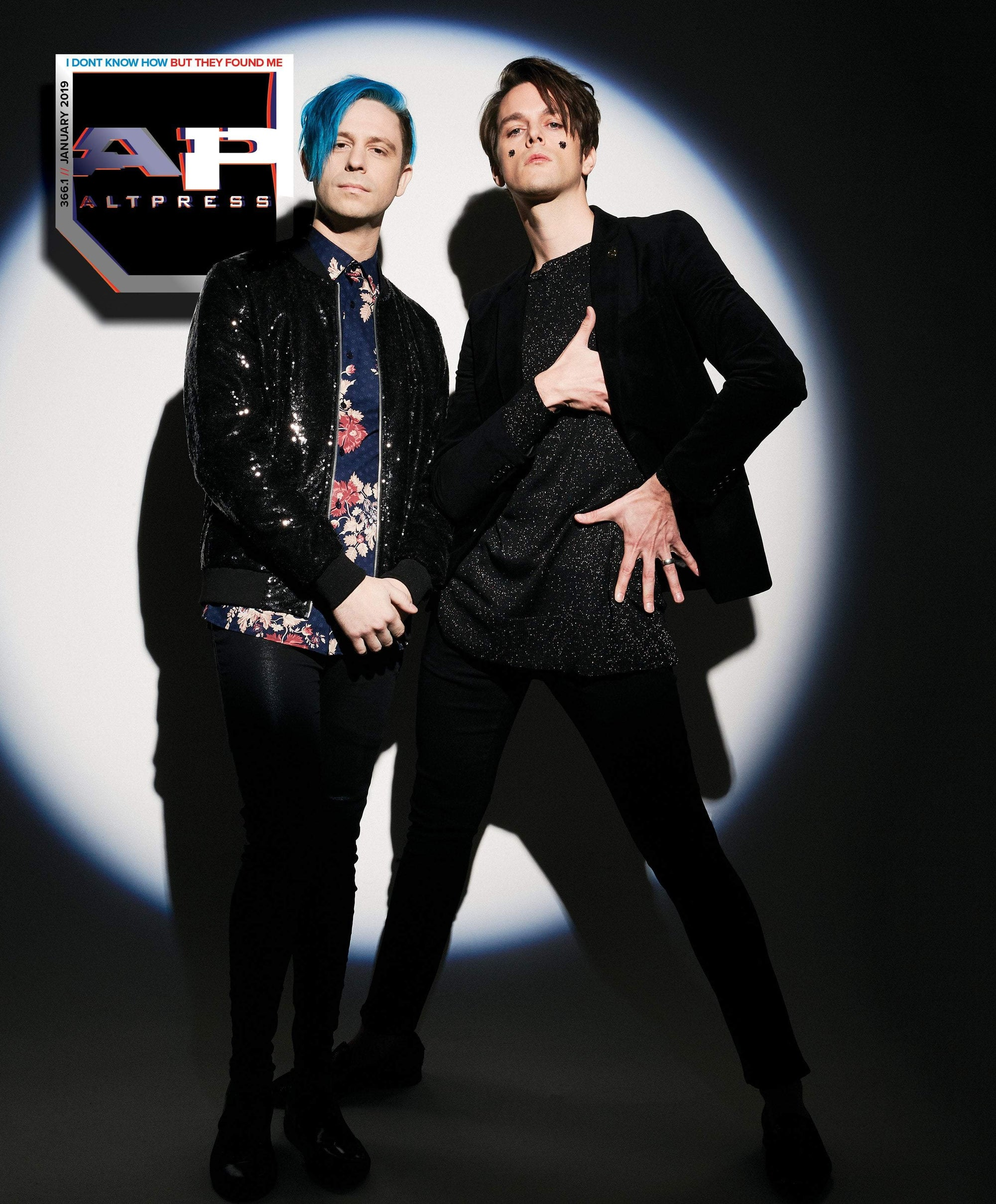 Alternative Press Magazines [366] - iDKHOW Solo Rider