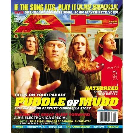 166 Puddle Of Mudd