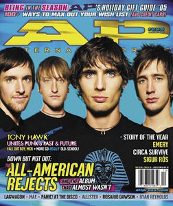 #209 All-American Rejects - Alternative Press