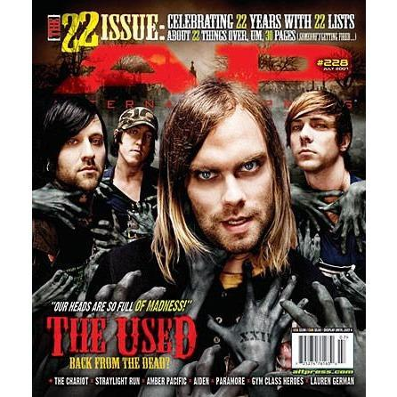 altpress alternative press magazine the used aiden placebo straylight run