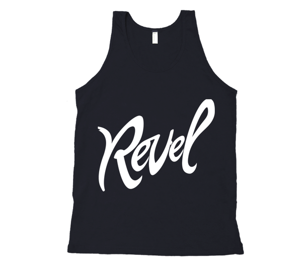 Revel Black Tank Top