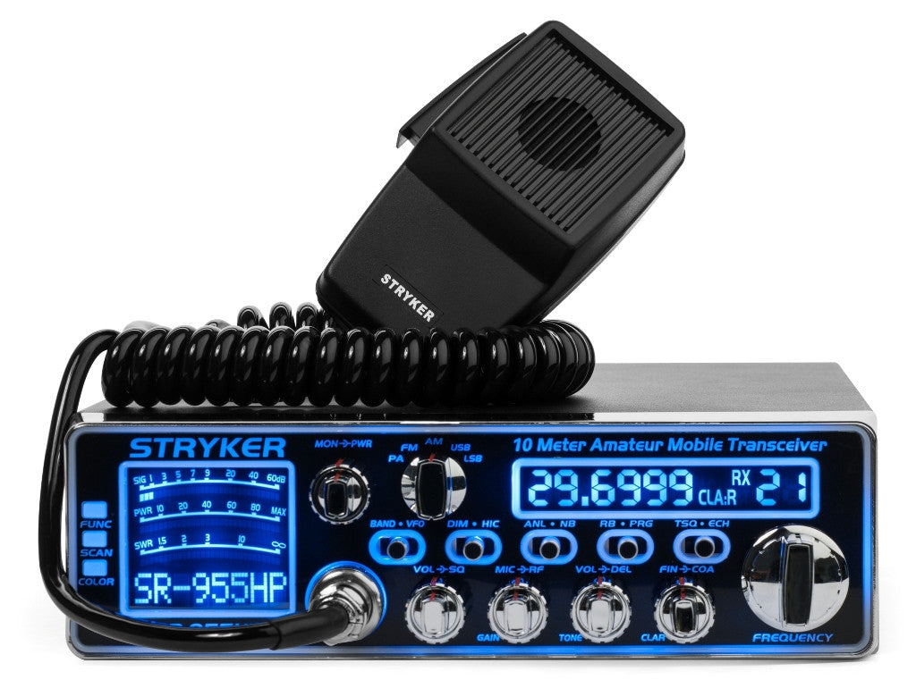 """NEW"" UNBELIEVABLE CANADA SHIPPING RATES COMING for HOTTEST Stryker Radio radio products!!!"