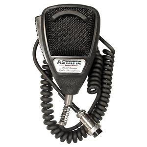 Astatic 636L Noise Cancelling Microphone
