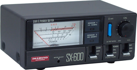 Diamond Antenna SX-600 Amateur Power Meter