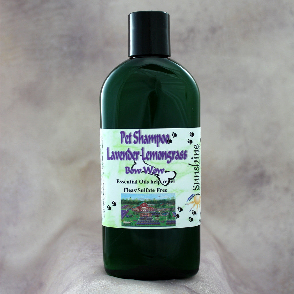 Bow Wow Lemongrass Pet Shampoo