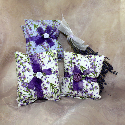 Mini Lavender Pillows