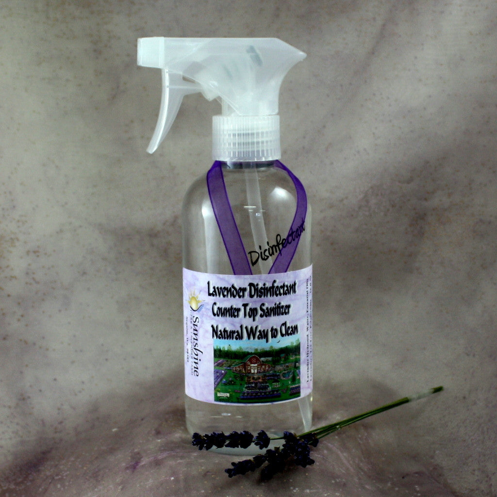 Lavender Counter Top Disinfectant Cleaner