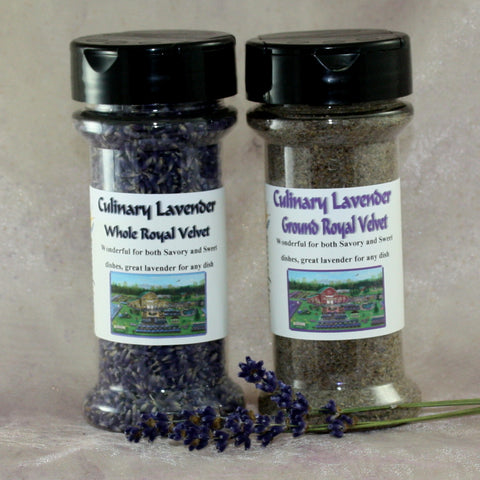 Culinary Lavender, Royal Velvet