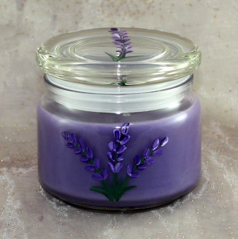 Lavender Soy Wax Candle