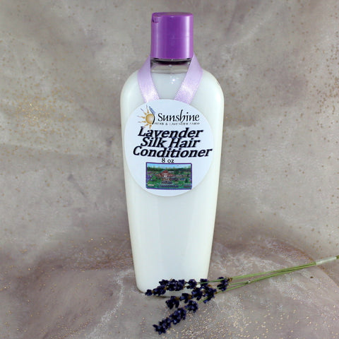 Lavender Silk Conditioner