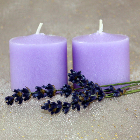 Lavender Soy Palm Wax Votives