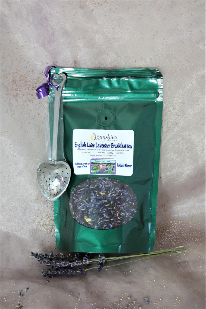 English Lads Lavender Breakfast Tea