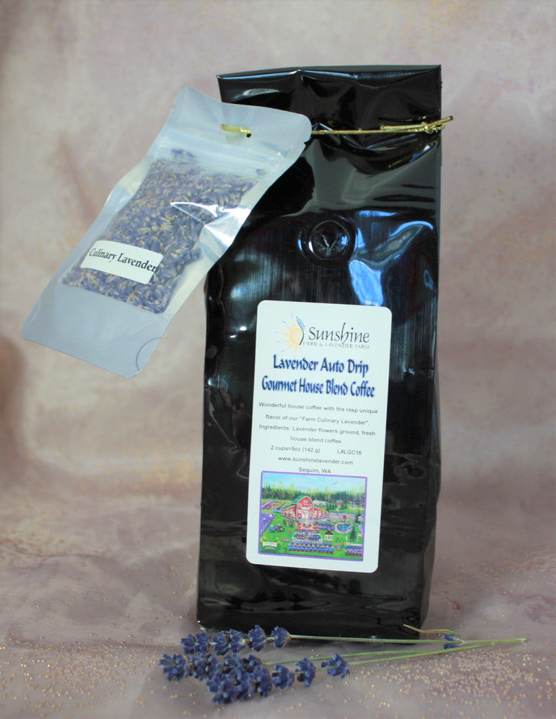 Lavender Auto Drip Gourmet House Blend Coffee