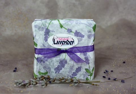 Lavender Moisturizing Body Soap