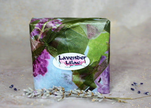 Lavender Lilac Moisturizing body Soap