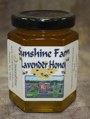 Sunshine Farm Lavender Honey