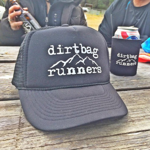 All-Black DBR Classic Foam Mesh Trucker Hat