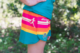 Limited Edition Women's DBR Running Shorts