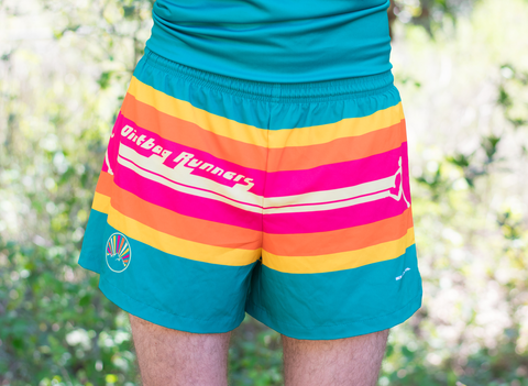 Limited Edition Men's DBR Running Shorts