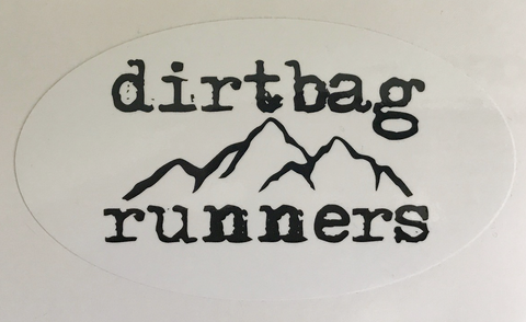 Dirtbag Runners Sticker