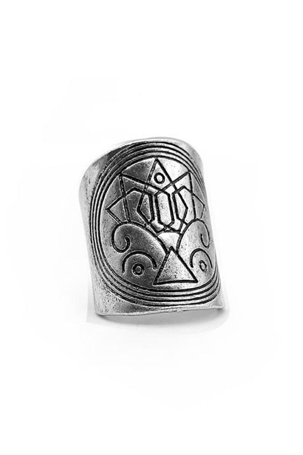 4 Noble Truths Ring Set Karma Mantra  - Karma Mantra