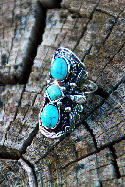 Tibetan Princess Ring