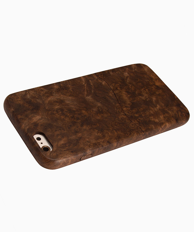 Woodsaka wood phone case