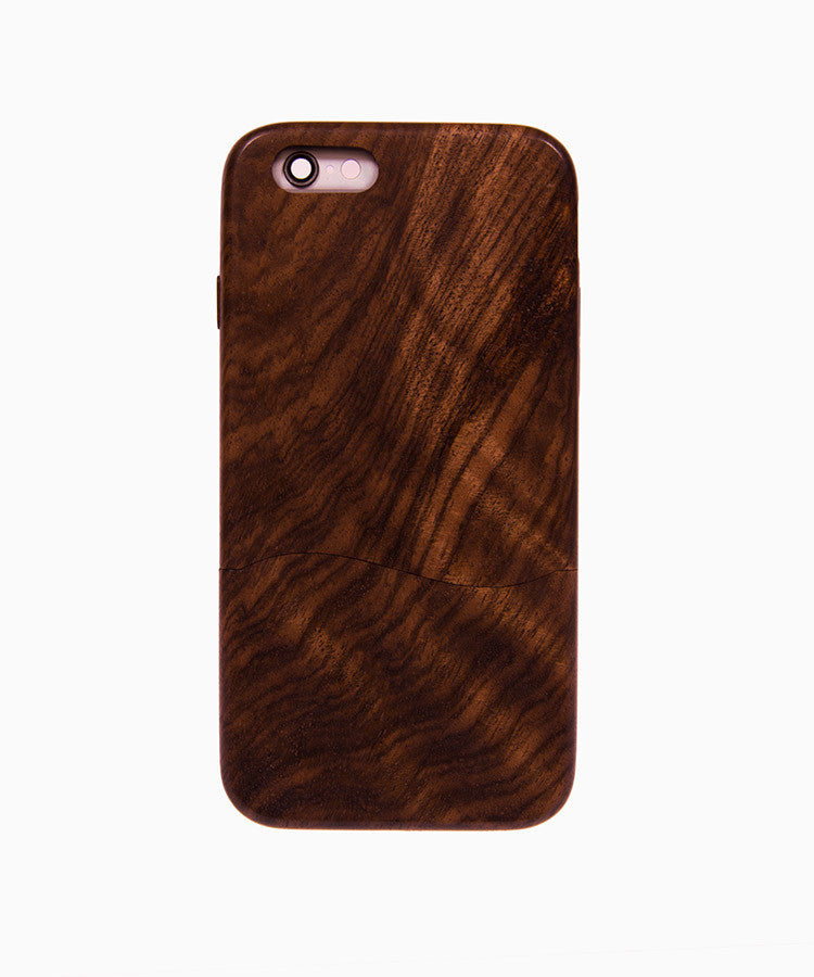 Wood-Phone-Case-Woodsaka-i6/6s-Uniq-Front-rita