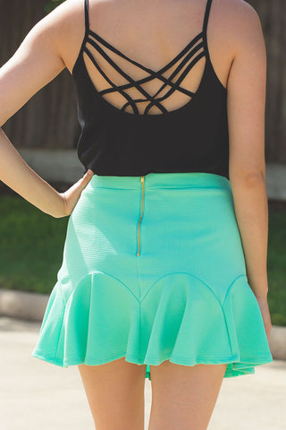 Born To Rise Skirt